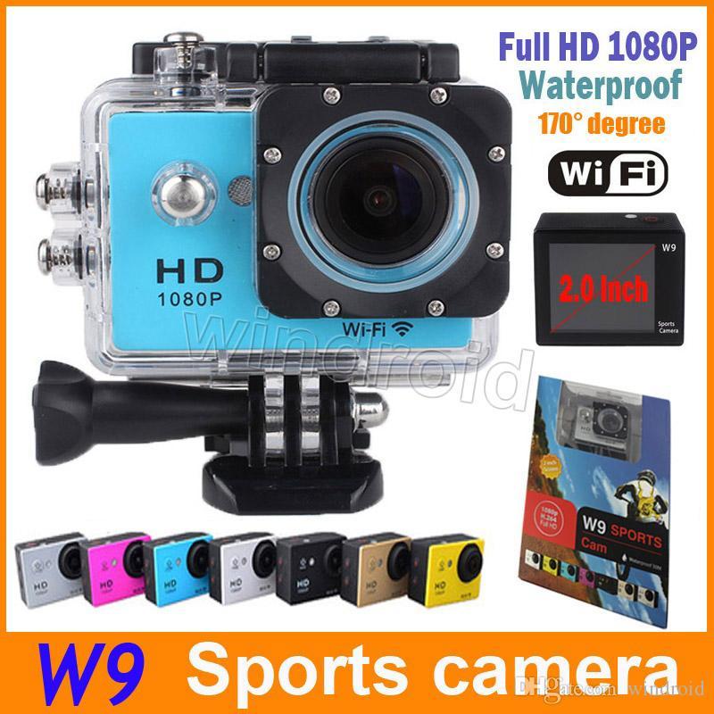 camera sport wifi