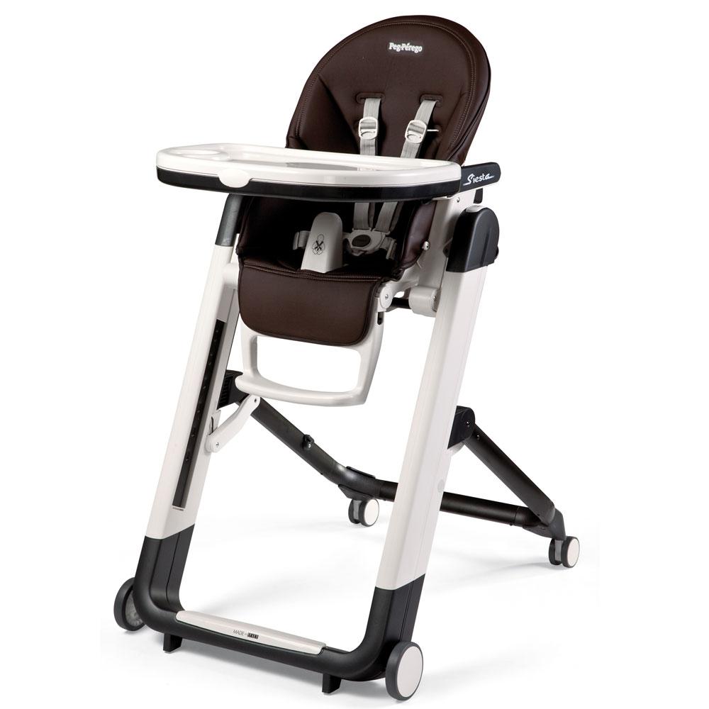 chaise haute peg perego