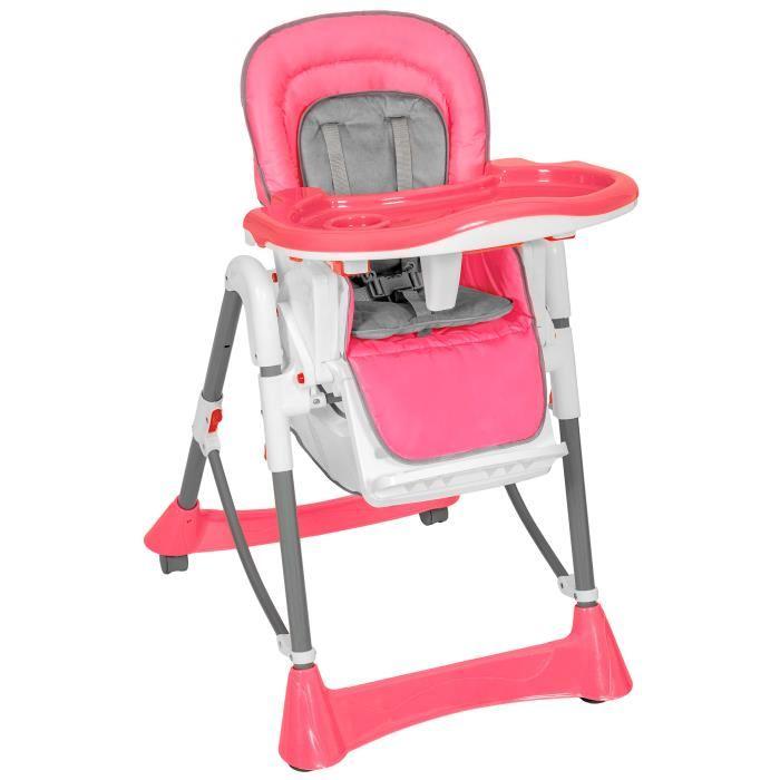 chaise haute pour bébé