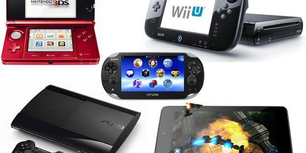 console de jeux vidéo