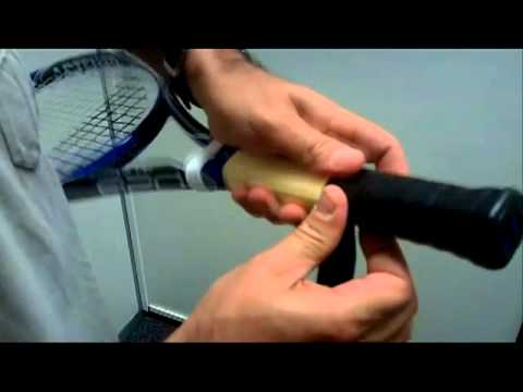 grip raquette tennis