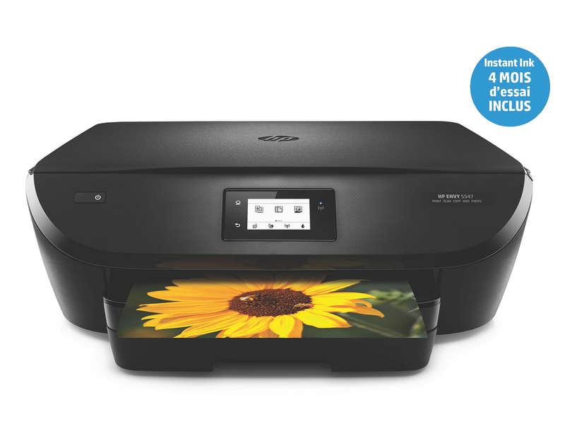 imprimante scanner wifi