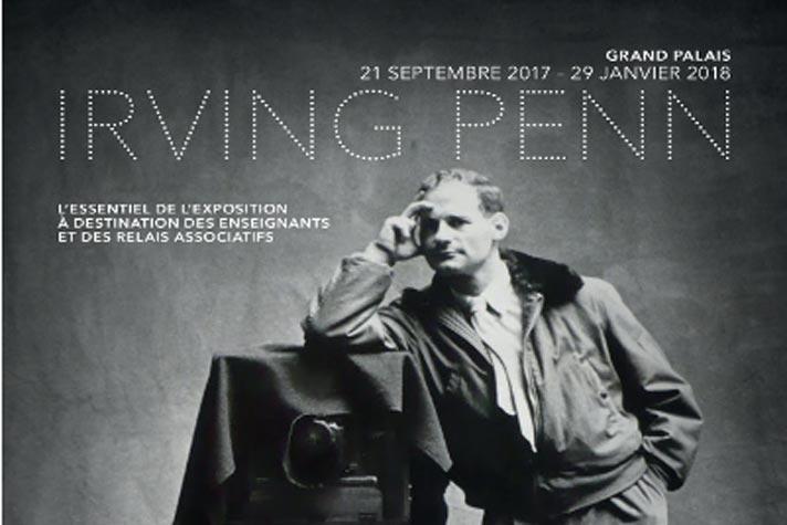irving penn grand palais