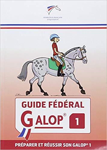 livre galop 1