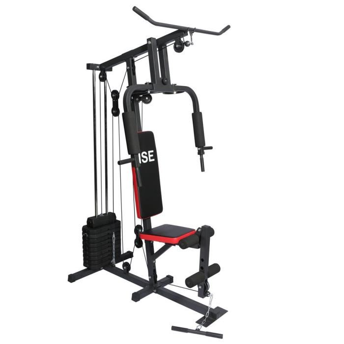 machine de musculation