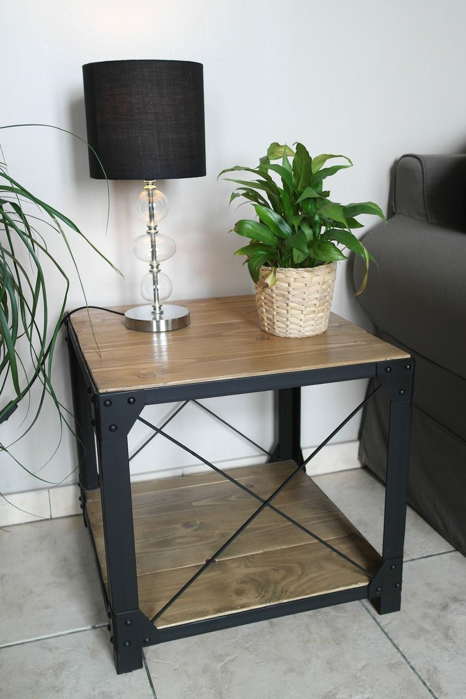 petite table de salon