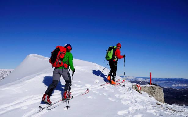 ski de randonnée