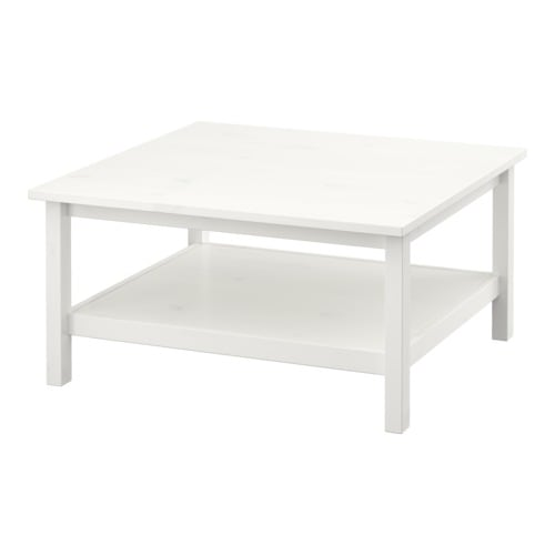 table basse hemnes