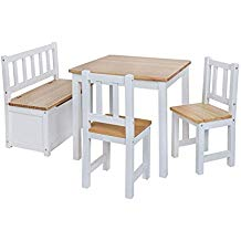 table enfant avec chaise