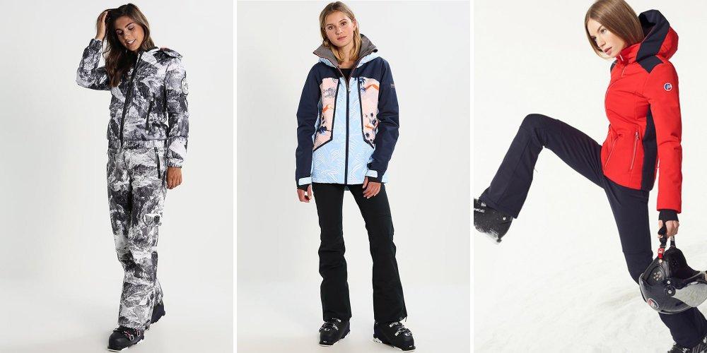 tenue de ski femme