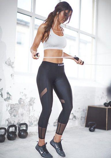 tenue fitness femme