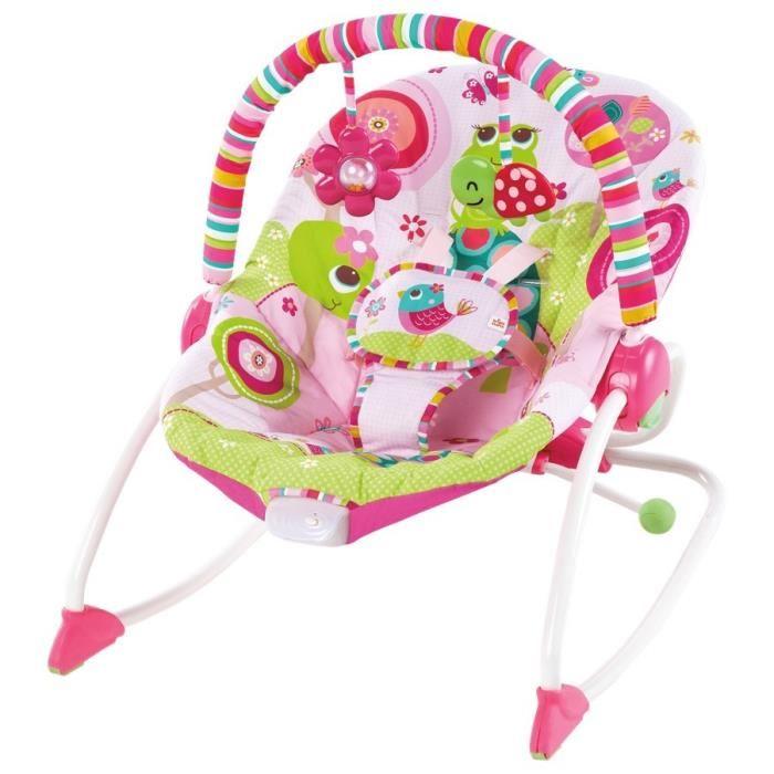 transat bebe fille