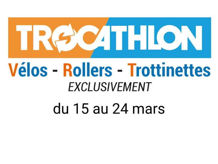 trocathlon orleans