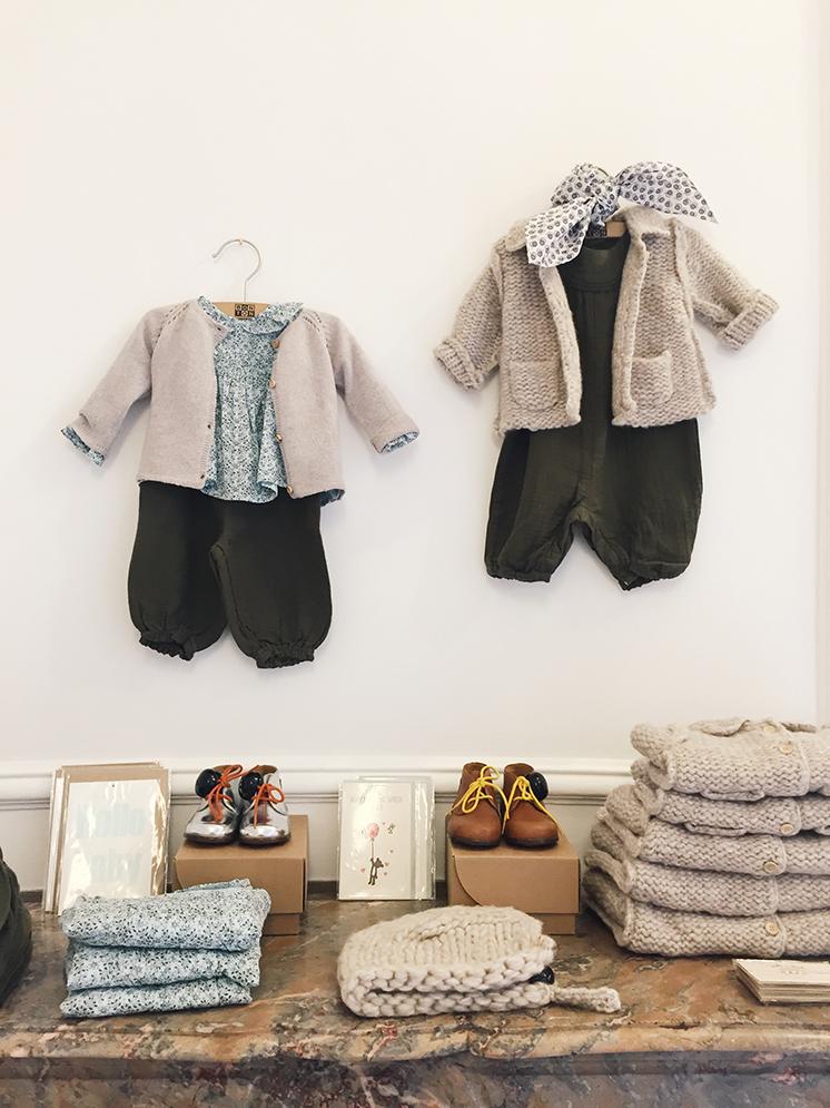 baby store paris