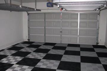 dalle sol garage