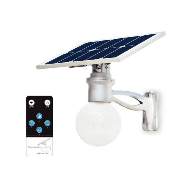 eclairage solaire exterieur