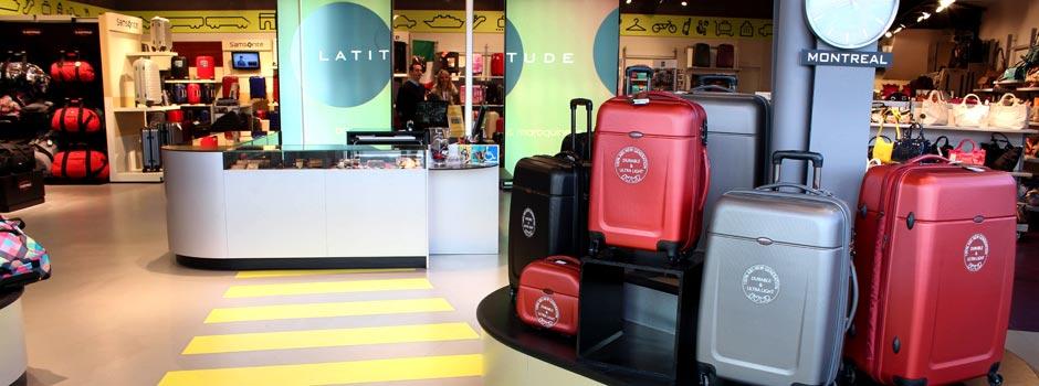 magasin de valise