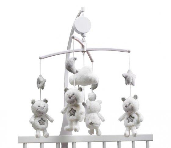 manège musical bébé
