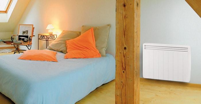 quel radiateur electrique choisir pour une chambre