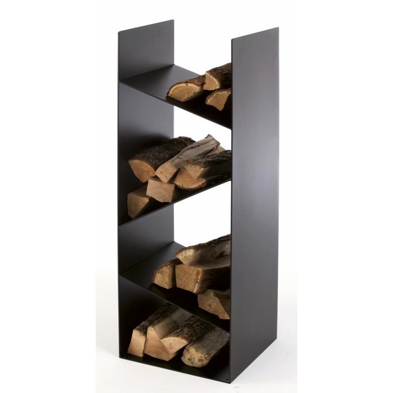 rangement bois de chauffage