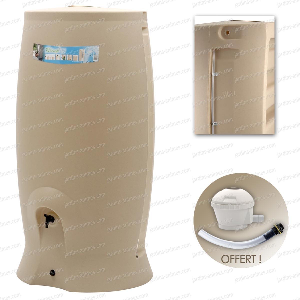 recuperateur eau de pluie 1000 litres