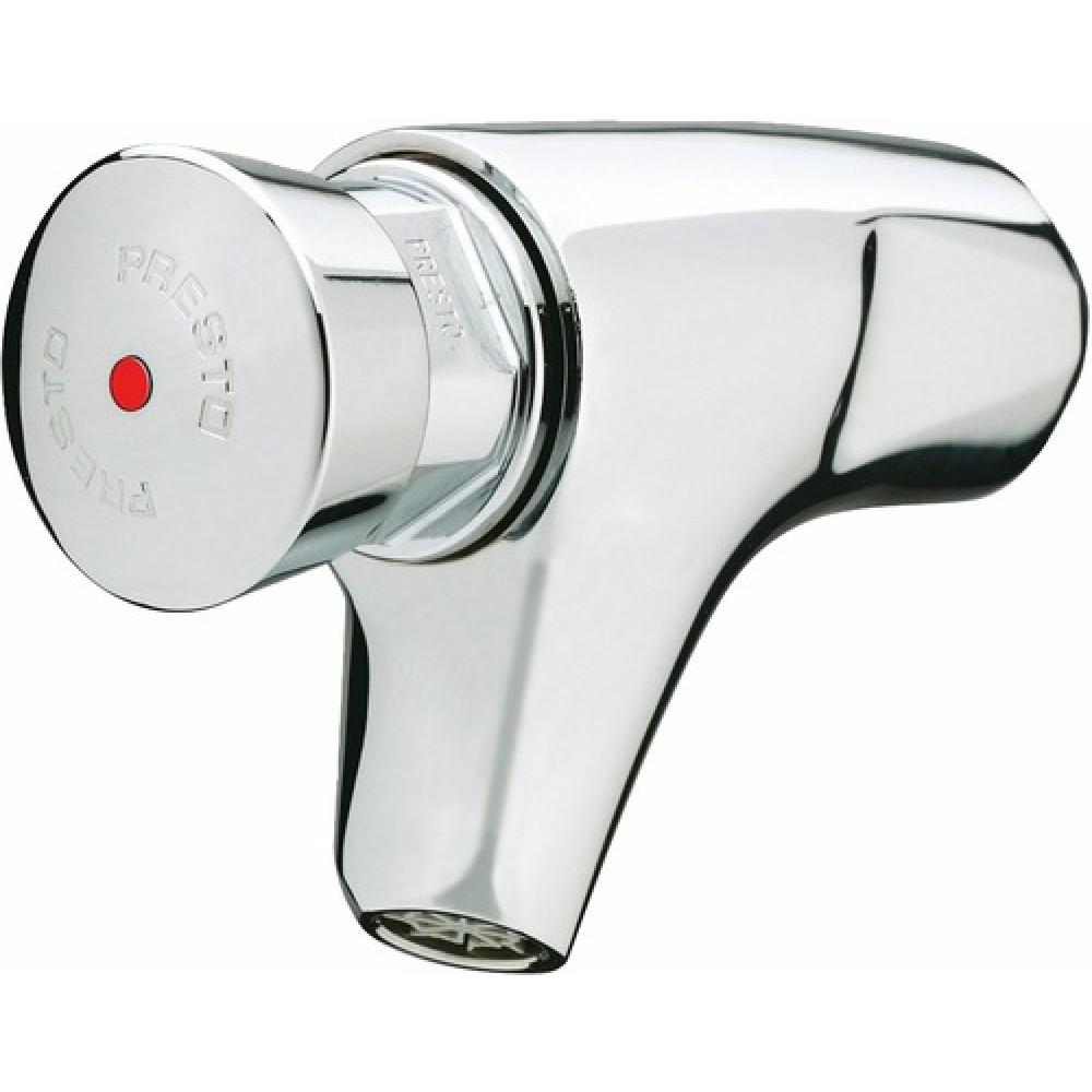 robinet poussoir