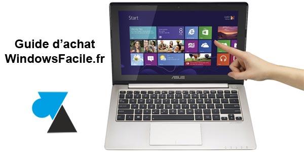 taille ordinateur portable
