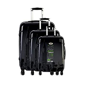 valise rigide abs ou polycarbonate