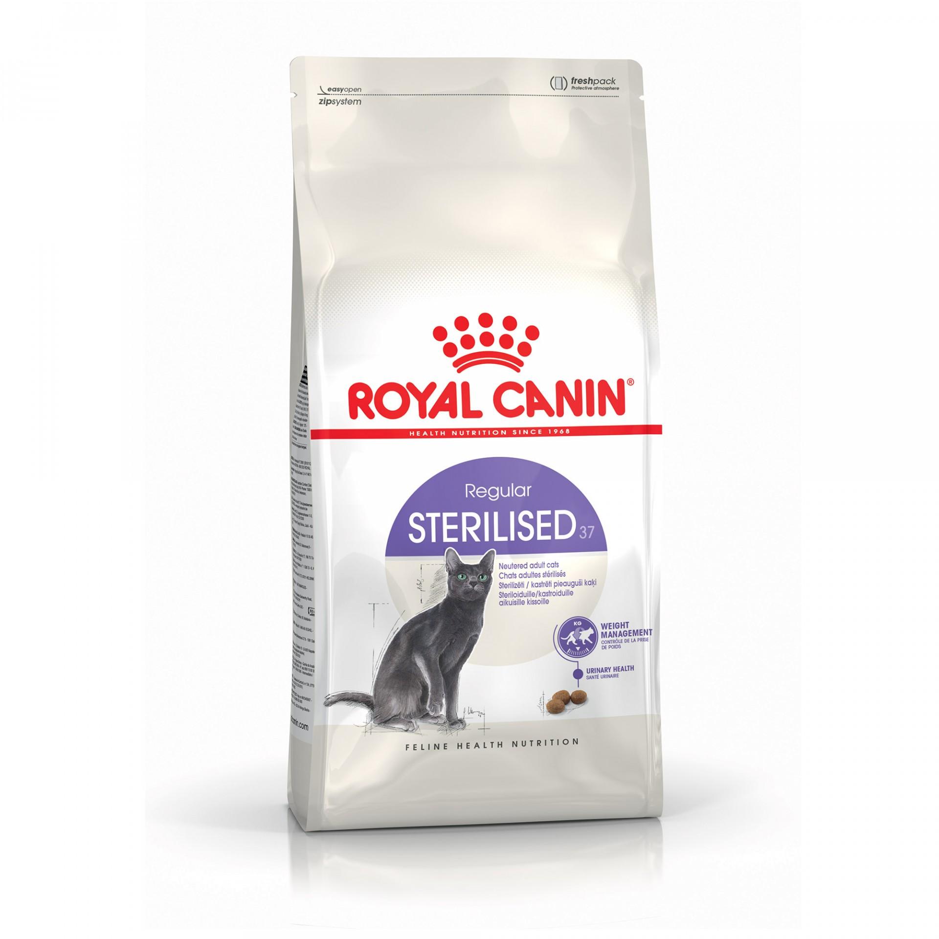 croquette royal canin chat stérilisé