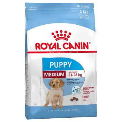 royal canin junior medium