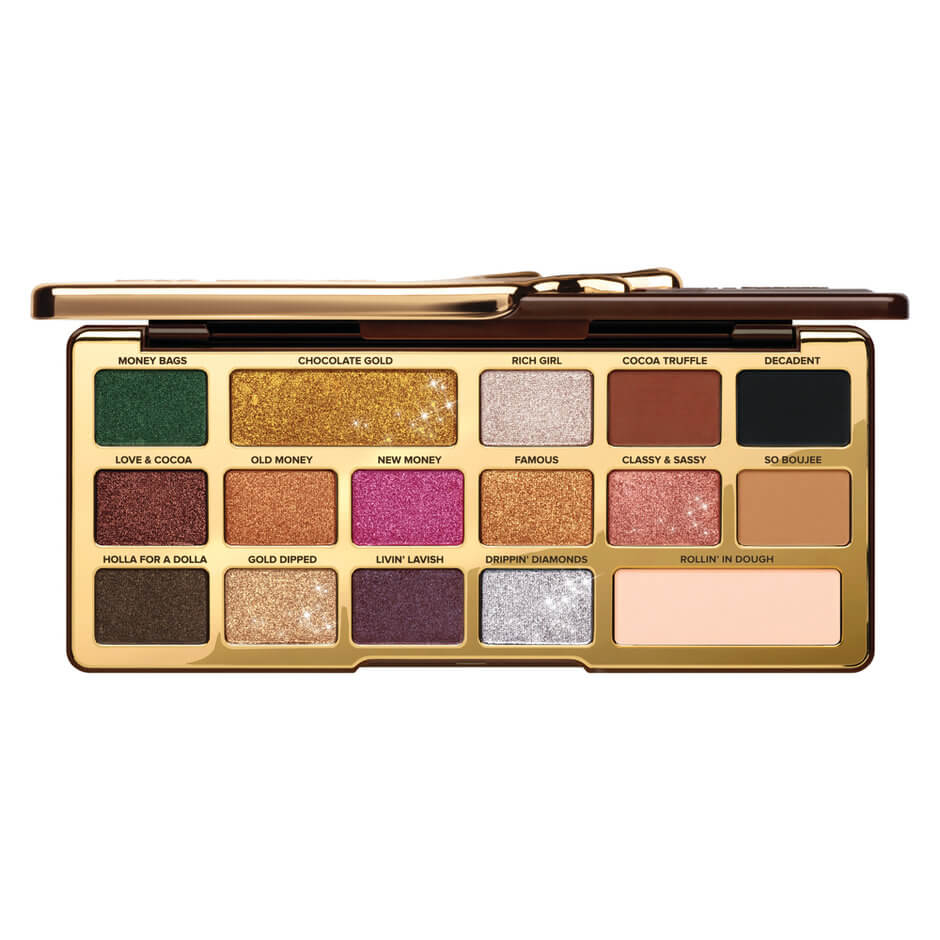 chocolate gold too faced