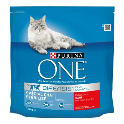 croquette pour chat stérilisé
