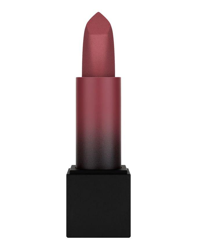 huda beauty matte lipstick