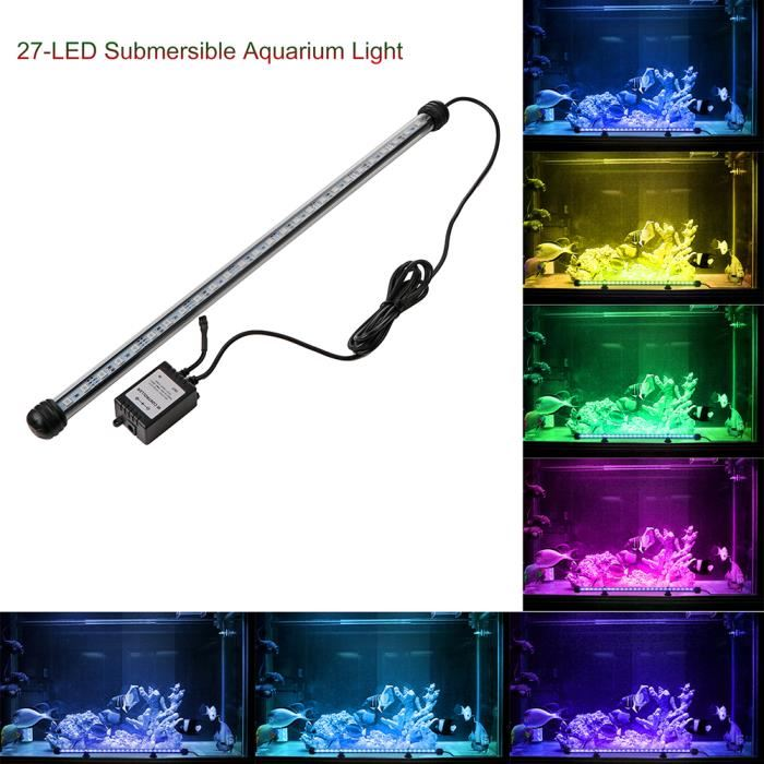 led pour aquarium