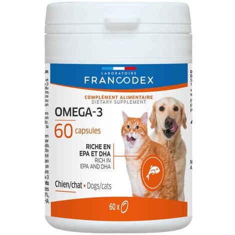 omega 3 pour chien