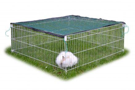 parc à lapin