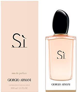 parfum femme si