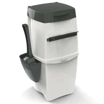 poubelle à litière pour chat litter locker ii