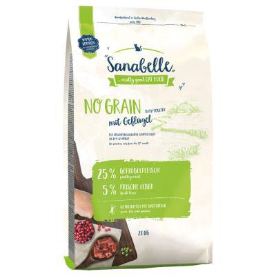 sanabelle no grain
