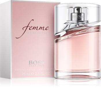boss femme parfum