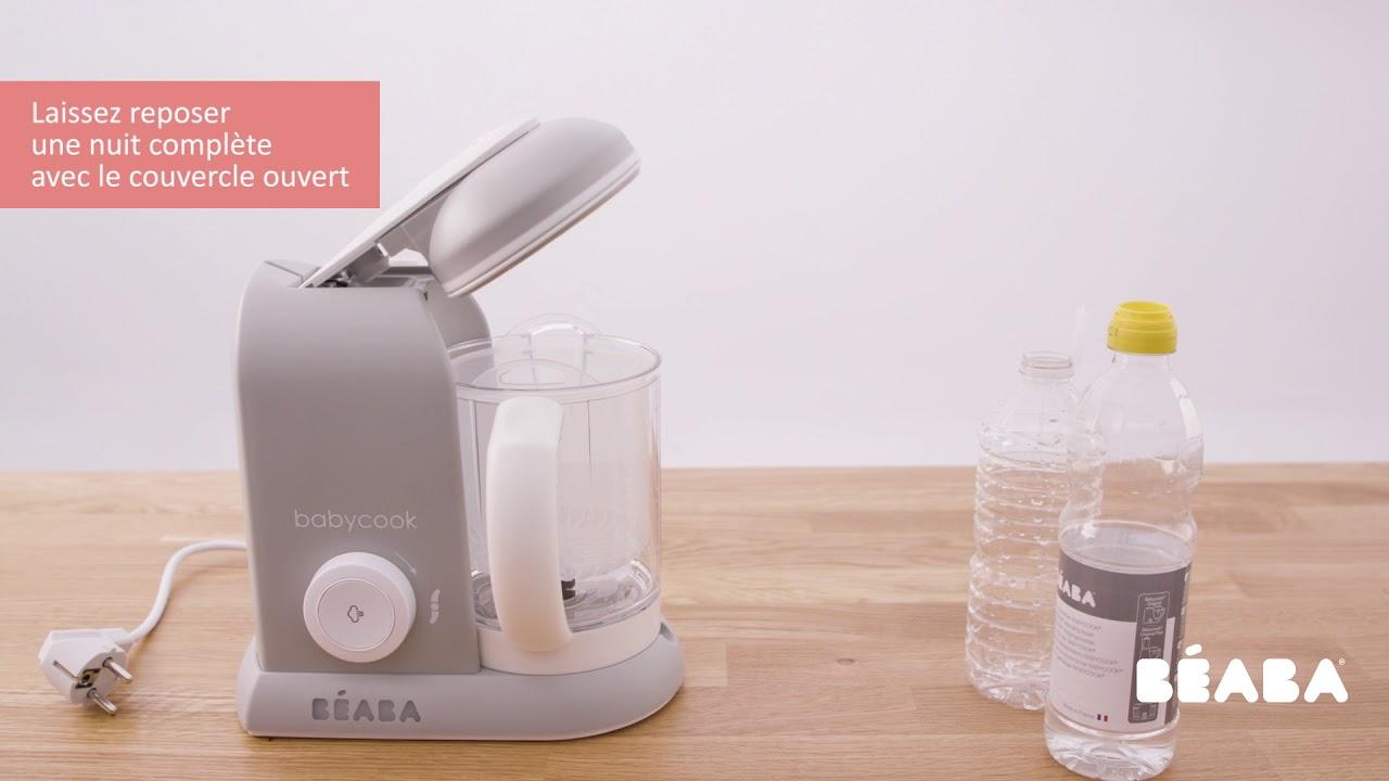 detartrage babycook